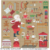 Santa's Workshop <br> PER035-PRT