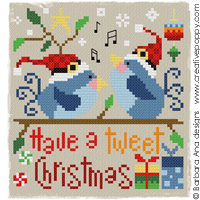 Have a tweet Christmas <br> BAN174-PRT