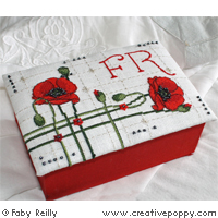 Poppy Box & Alphabet <br> FAB140-PRT