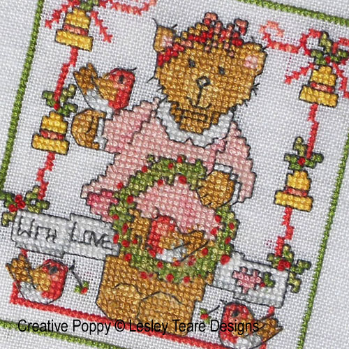 Christmas by Lesley Teare Designs