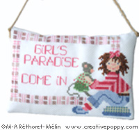 Girls' paradise: Come in!  <br> MAR012-PRT