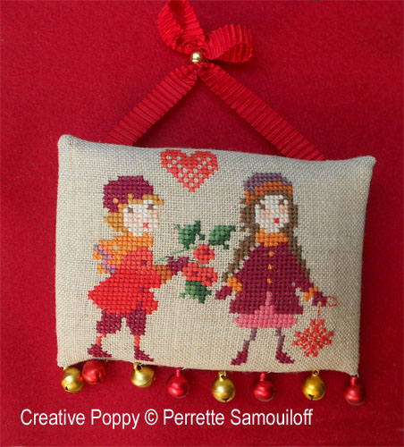 Christmas by Perrette Samouiloff