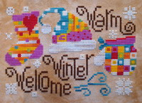 Warm winter welcome <br> BAN014-PRT